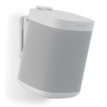Flexson Wall Mount for Sonos One, One SL & PLAY:1 (Single)