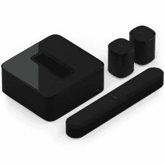Sonos Beam + SUB + 2 x One (Gen 2)