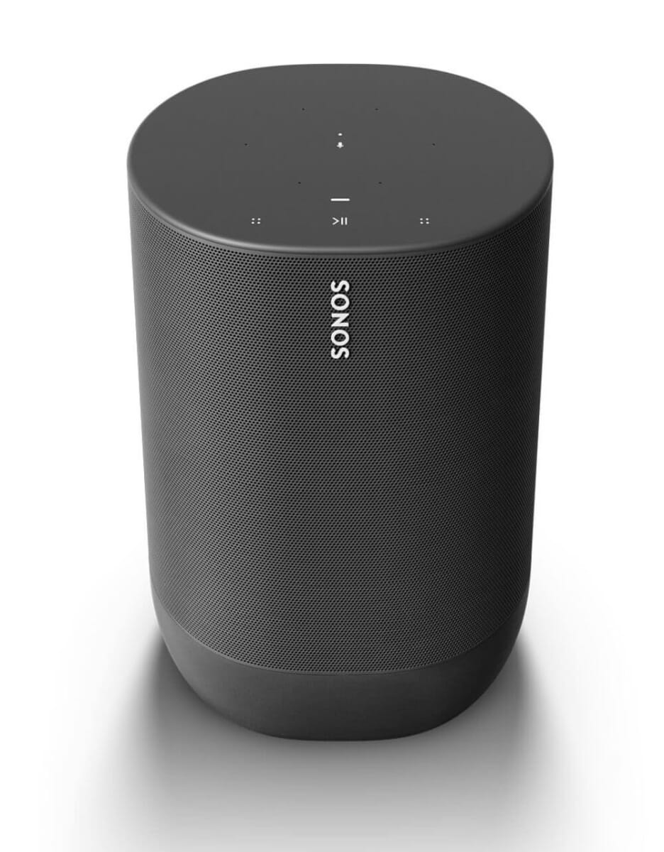 sonos move speaker to different room