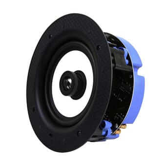 Lithe Audio Bluetooth IP44-Rated Wireless Ceiling Speaker (SINGLE - Master)