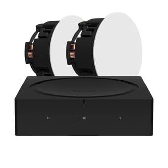 Sonos Amp + 2 x Sonos In-Ceiling Speakers (Pair)