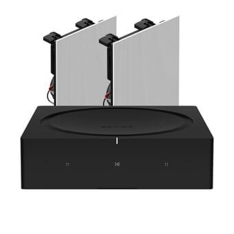 Sonos Amp + 2 x Sonos In-Wall Speakers (Pair)