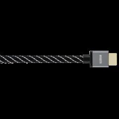 Avinity Ultra High Speed HDMI Cable, 8K, Plug - Plug, Gold-Plated, Fabric (2.0 m)