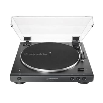 Audio-Technica AT-LP60XBT (Bluetooth enabled)