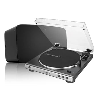 Sonos Five + Audio-Technica AT-LP60XUSB Turntable Bundle