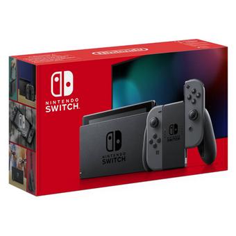 Nintendo Switch (Grey)