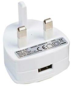 5V USB Power Adapter For Sonos Roam