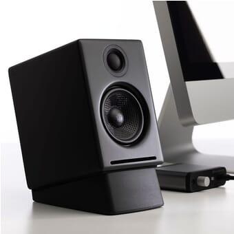 Audioengine DS1 Desktop Wedge Stands For A2 Speakers (Pair)