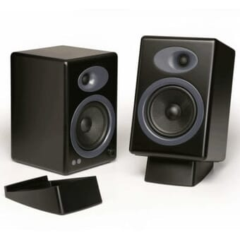 Audioengine DS2 Desktop Wedge Stands For A5+ & P4 Speakers (Pair)