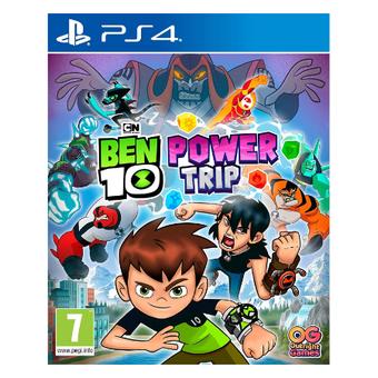 Ben 10 Power Trip (PS4)