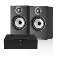 Sonos AMP + 2 x Bowers & Wilkins 607 S2 Anniversary Edition (Pair)