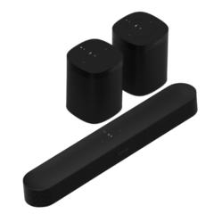 Sonos Beam (Gen 2) + 2 x One (Gen 2)