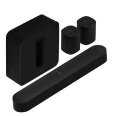 Sonos Beam (Gen 2) + SUB (Gen 3) + 2 x One