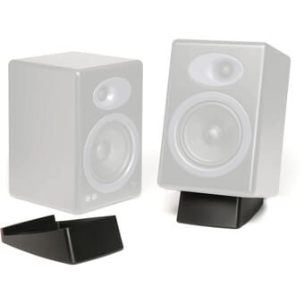 Clearance - Audioengine DS2 Desktop Wedge Stands For A5+ & P4 Speakers (Pair)