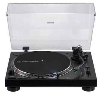 Clearance - Audio-Technica AT-LP120XUSBBTBK Bluetooth (Black)