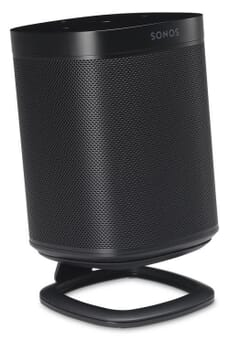 Clearance - Flexson Desk Stand for Sonos One & PLAY:1 (Black)