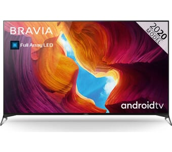 Sony BRAVIA KD55XH9505BU