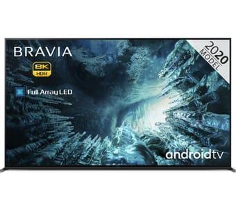 Sony BRAVIA KD75ZH8BU