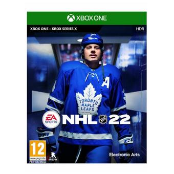 NHL 22 (Xbox One/ Series X)