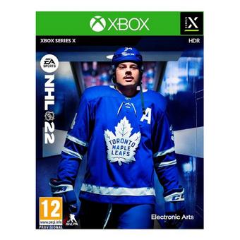 NHL 22 (Xbox Series X)