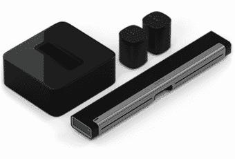 Sonos Playbar + SUB + 2 x One G2