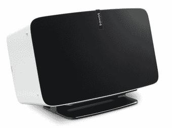 Flexson Desk Stand for PLAY:5 G2 - Black (Single)
