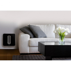 Flexson Wall Mount For Sonos SUB - Black (single)