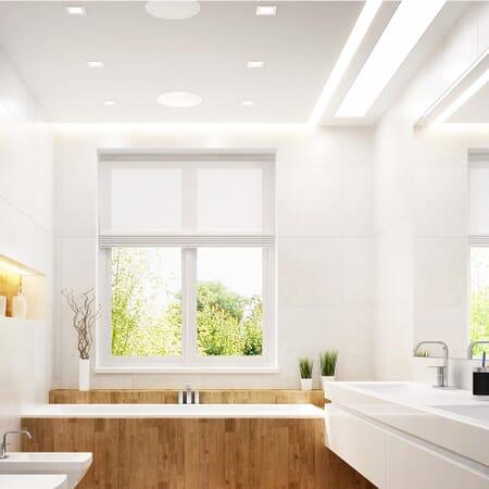 Lithe Audio V2 Bluetooth 5 0 Ip44, Speakers For Bathroom Ceiling