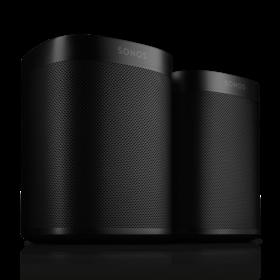 2 x Sonos One (Gen 2) Bundle