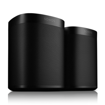 2 x Sonos One (Gen 2) Bundle