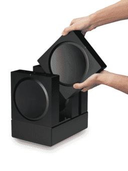 Flexson Dock for 4 Sonos Amps