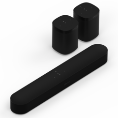Sonos Beam + 2 x One (Gen 2)