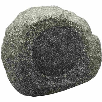 Blucube Outdoor rock speaker granite finish (single)