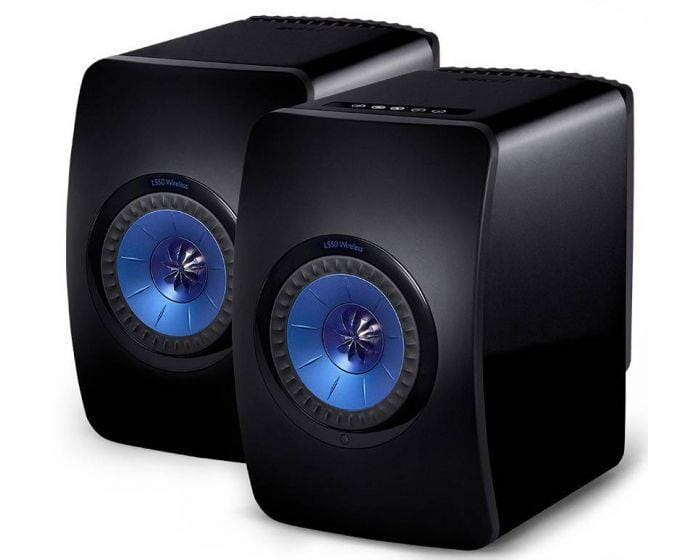kef speakers cantor vs codec