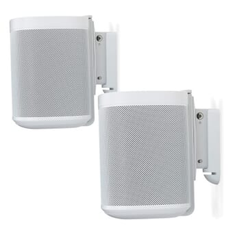 Flexson Wall Mount for Sonos One, One SL & PLAY:1 (Pair)