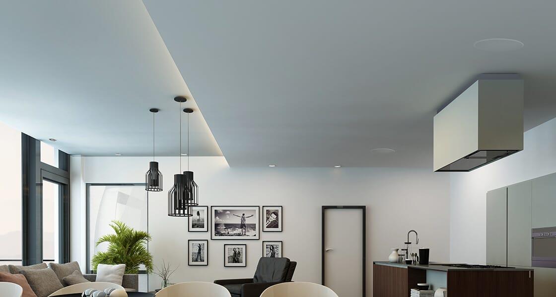 in ceiling speakers vs sonos