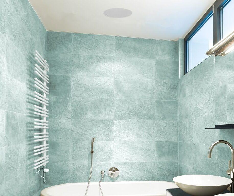 In Ceiling Speaker Bathroom Smart Home Sounds