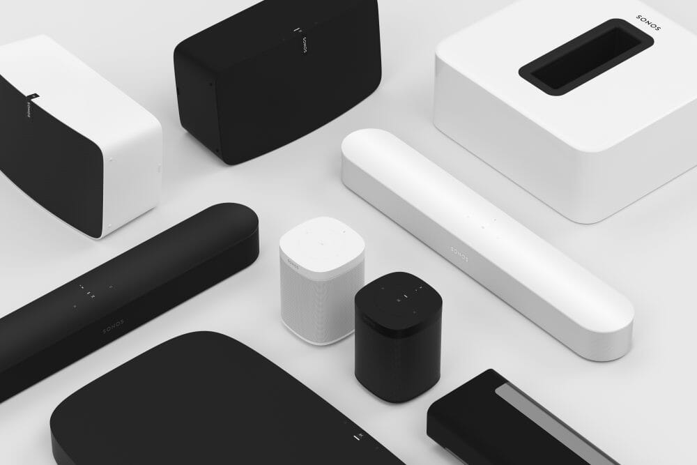 how to reset sonos speaker to new wifi